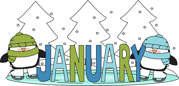 january winter clipart 1