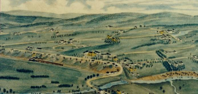 Bible Hill 1800s